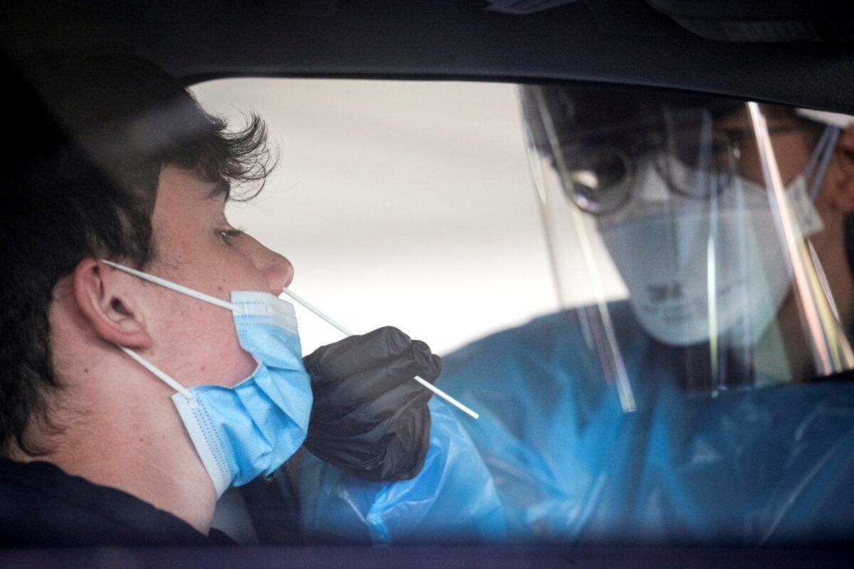 El número de muertos por virus del PCCh en EE. UU. se acerca a 400,000