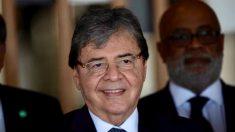 Ministro de Defensa de Colombia muere por virus del PCCh