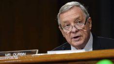Durbin dice que el Senado debería considerar eliminar el obstruccionismo