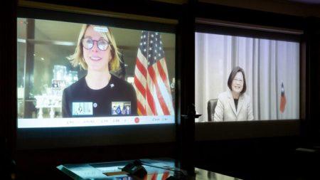 Embajadora de Estados Unidos ante la ONU destaca el trabajo de Taiwán conteniendo la pandemia