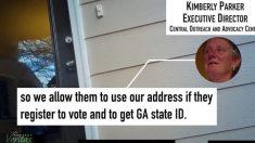 """Responsable dice que """"innumerables"""" votantes usan refugio para indigentes como dirección para votar"""