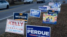 Warnock se declara ganador por el Senado en Georgia y sigue sin definirse la segunda elección