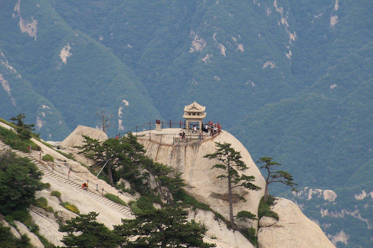 Buenas historias de China: Cavar cuevas para cultivar el Tao