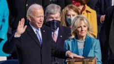 Biden juró como 46º presidente de los Estados Unidos