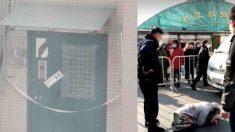 Ciudadanos chinos denuncian medidas extremas de confinamiento en el noreste de China