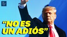 Al Descubierto: Trump deja un mensaje al pueblo; Joe Biden asume la presidencia de EE. UU.