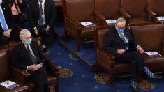 McConnell presiona para preservar el obstruccionismo en un dividido acuerdo de reparto de poder del Senado