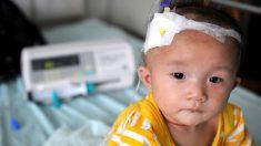China retira crema para la piel de bebés tras informe de una niña de 5 meses que sufrió deformidades