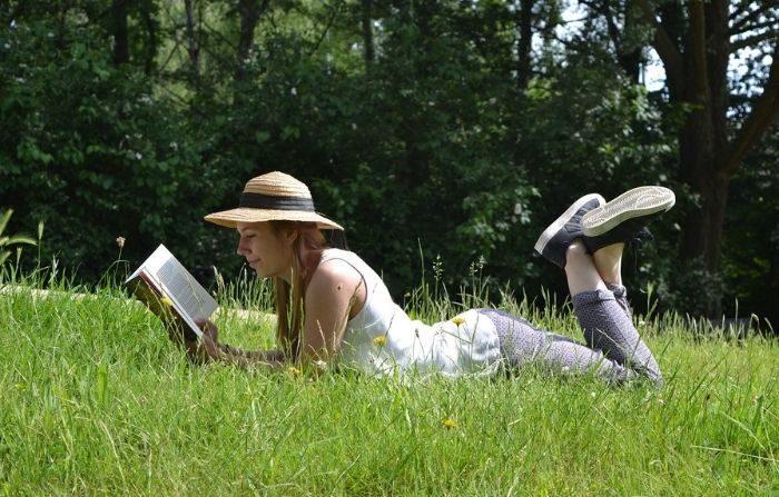 En los libros encontramos nuevos y viejos amigos. (BibBornem/Pixabay)