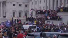Cámara y Senado están en receso debido al cierre por protestas