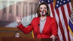 """Pelosi promete perseguir la """"justicia económica"""" y la """"justicia climática"""" en el nuevo Congreso"""