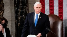 """Pence insta a Biden a hacer frente """"a la agresión china"""" en el Indo-Pacífico"""