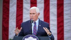 """Pence """"no tuvo el valor"""" de rechazar los votos electorales, dice Trump"""