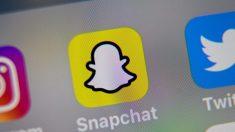 Snapchat cancela permanentemente la cuenta de Trump