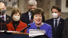 Grupo bipartidista de senadores refuta plan de estímulo pandémico por USD 1.9 billones de Biden