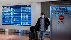 Japón encuentra una nueva cepa de virus del PCCh en viajeros de Brasil
