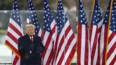 Trump aprueba declaración de emergencia para Washington