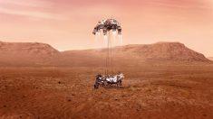 El Perseverance está a horas de alcanzar Marte y al 99.9 % de su trayecto