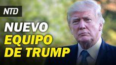 NTD Noticias: Nominan a Trump para Premio Nobel de la Paz; Trump nombra nuevos abogados para impeachment