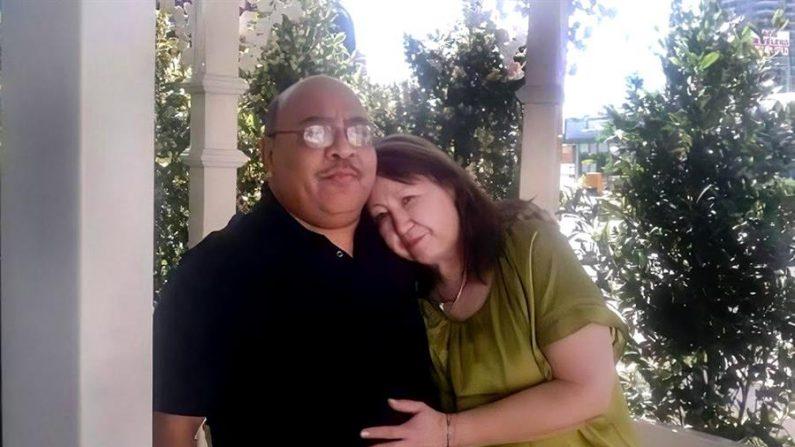 Juan y Blanca Rodríguez, ambos de 67 años y residentes de San Diego (California), murieron tras contagiarse con el coronavirus en enero.   (EFE/Blanca Velázquez)