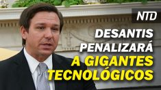 NTD Noticias: DeSantis penalizará a las Big Tech; Piden retrasar confirmación de nominada de Biden