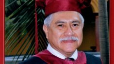 Profesor peruano continúa dando clases conectado a tanque de oxígeno antes de morir por Covid-19