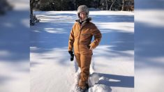 Enfermera de Austin se niega a evacuar barrio afectado por invierno y atiende a vecinos necesitados