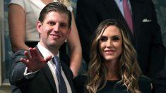 """Lara Trump es la """"mayor ganadora"""" tras el juicio de impeachment de Trump, dice Lindsey Graham"""