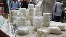 Ordenan retirar 17 productos de queso fresco estilo hispano en EE.UU. por listeria
