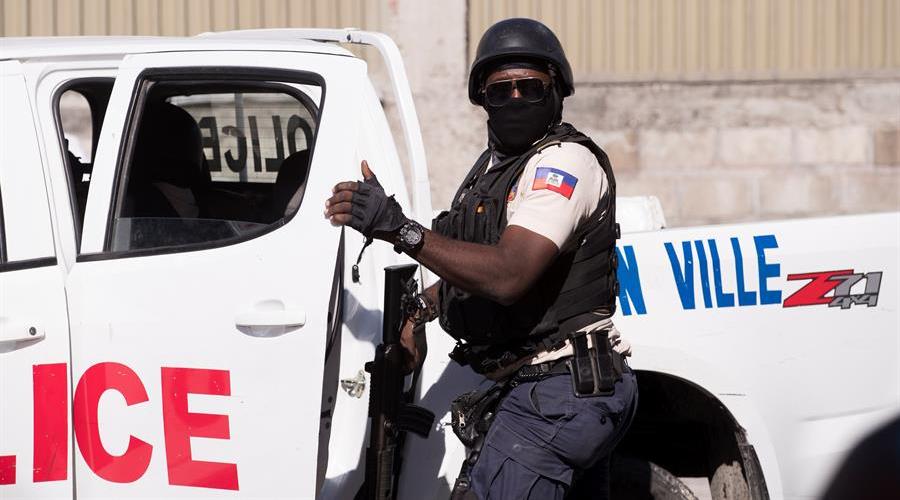 Al menos siete muertos en una fuga de presos en Haití
