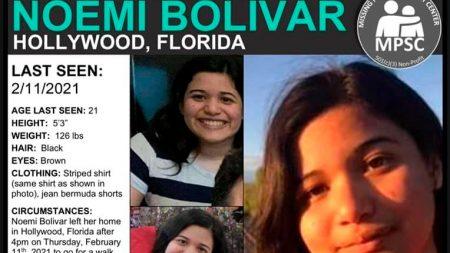 Joven hispana con autismo desaparece tras visitar un parque en Florida