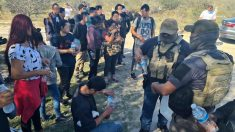 Agentes mexicanos rescatan a 49 migrantes en estado mexicano de Tamaulipas