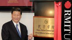Critican a gobierno de Biden por retirar política de Trump sobre los Institutos Confucio