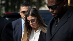 Esposa del Chapo se entregó a EE.UU. para ser testigo protegida, según medios