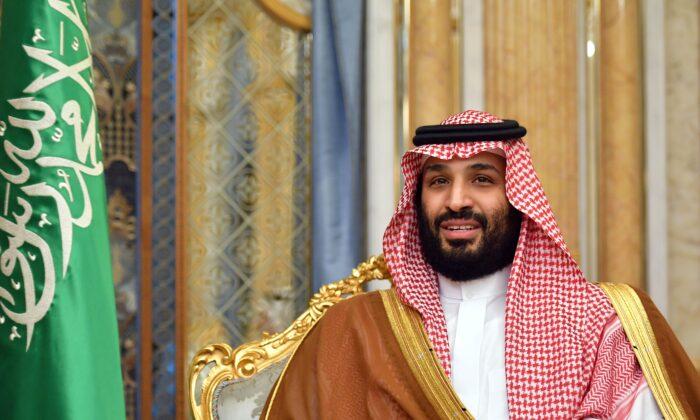 El príncipe heredero de Arabia Saudita, Mohammed bin Salman, en Jeddah, Arabia Saudita, el 18 de septiembre de 2019. (Mandel Ngan/AFP a través de Getty Images)