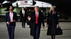 """Donald Trump Jr. dice que Trump """"sigue siendo el futuro del Partido Republicano"""""""