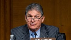 """Senador Manchin apoya proyecto de ley de infraestructura """"reducido"""" y rechaza la reconciliación"""