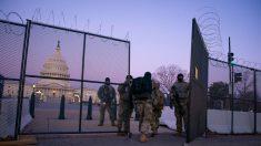 Protección de la Guardia Nacional al Capitolio costará USD 483 millones hasta marzo: Pentágono