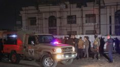 Misiles impactan cerca de una base en Irak con tropas de EE.UU.