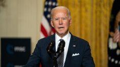 """Biden dice que proyecto de inmigración devolverá la """"justicia"""", mientras aumenta arrestos en la frontera"""