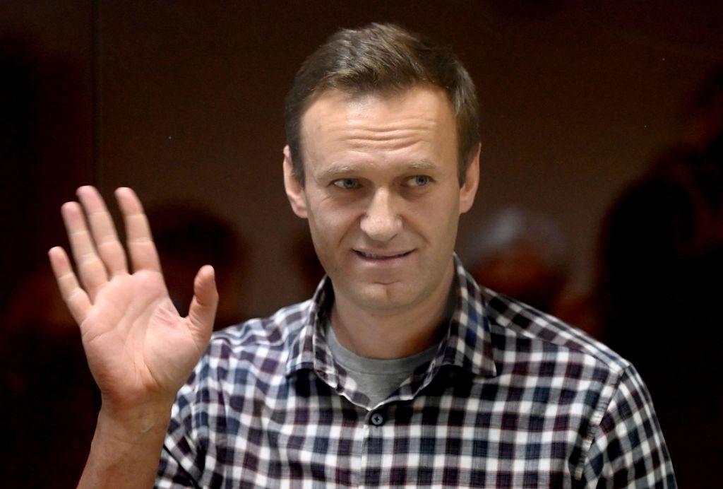Alexei Navalni es el ganador del premio Sájarov 2021 a la libertad de conciencia