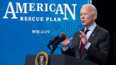 El Plan de Rescate Estadounidense de Biden es un paso sigiloso hacia el socialismo