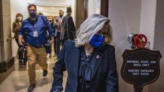 Republicanos de la Cámara votan para mantener a Liz Cheney en el poder