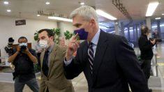 GOP de Luisiana censura por unanimidad al senador Cassidy tras su voto para condenar a Trump