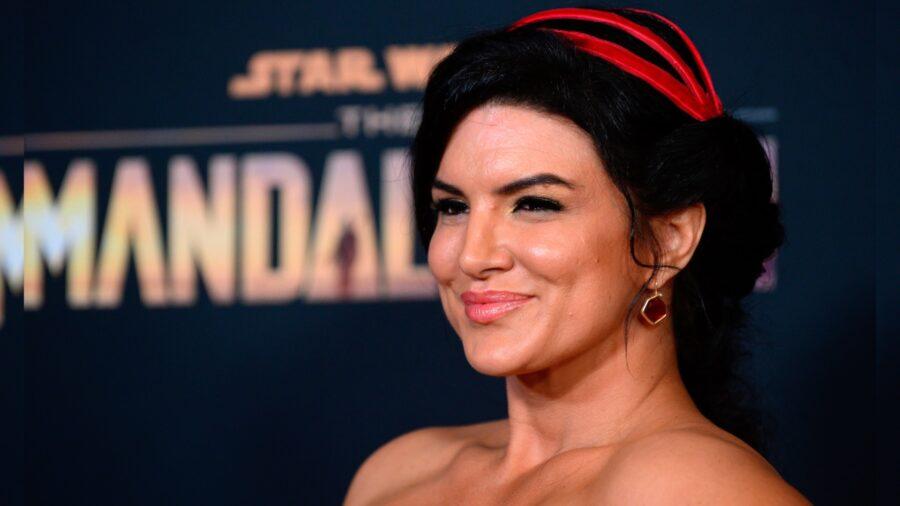 """La actriz Gina Carano dice que ella """"no es la única"""" intimidada por Disney"""