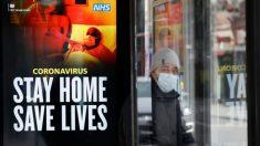 Registros del Reino Unido muestran un descenso significativo en infecciones por  el virus del PCCh