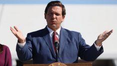 El gobernador de Florida, Ron DeSantis, se une a Rumble tras la censura que le impuso YouTube