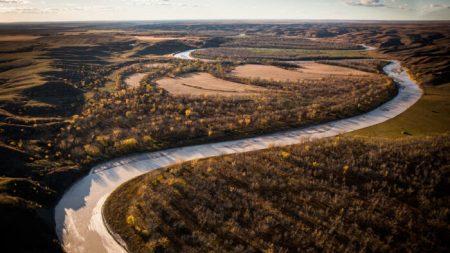 Pueblo rural se queda sin dinero y sin esperanza tras el cierre de Keystone XL