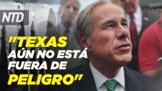 NTD Noticias: Abbott: Texas aún no está fuera de peligro; Críticos arremeten contra Cruz por viaje a Cancún