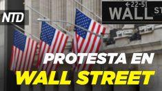 NTD Noticias: Protestan en Wall Street por controversia sobre Gamestop; Tormenta de nieve en Nueva York